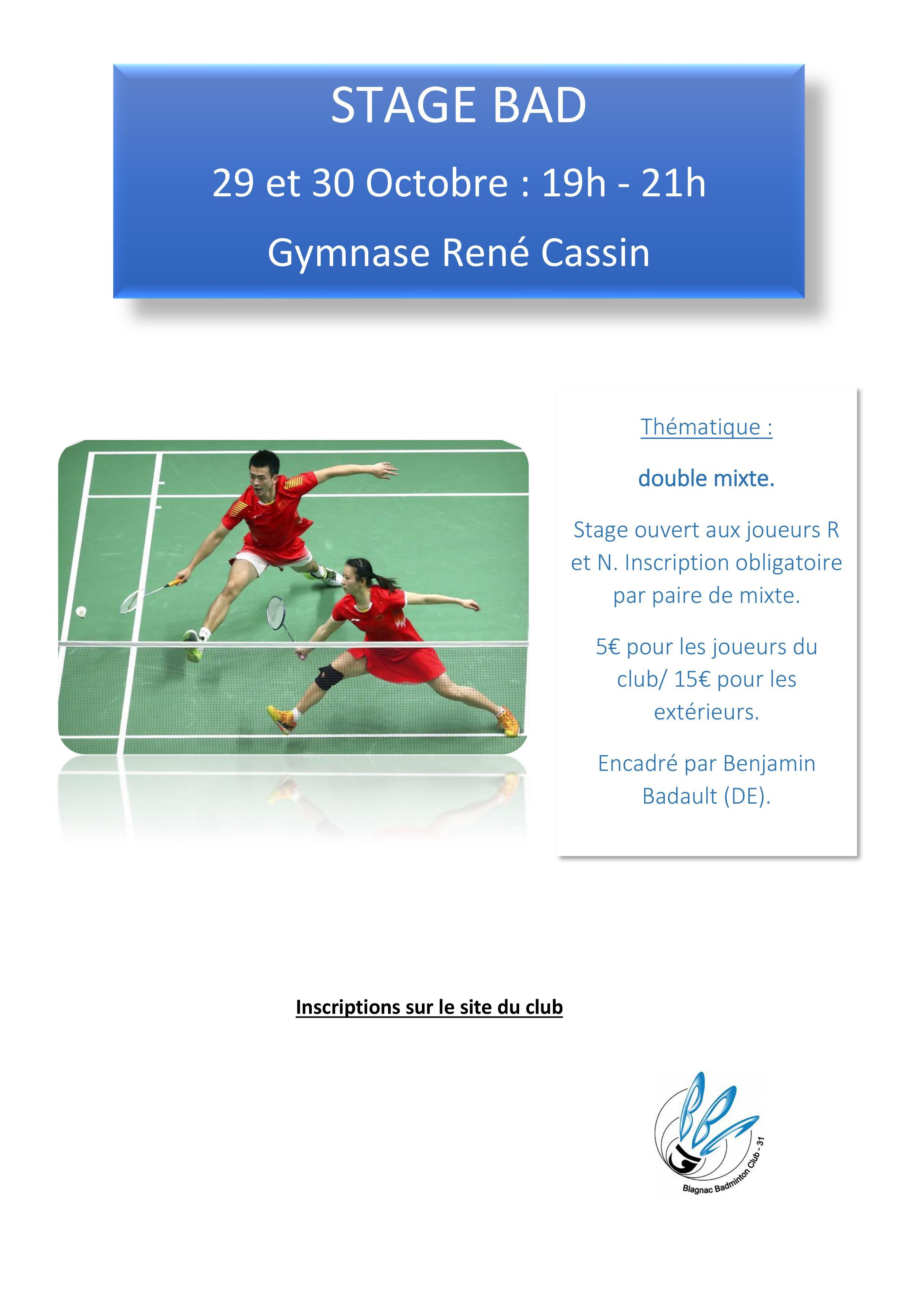 Blagnac Badminton Club